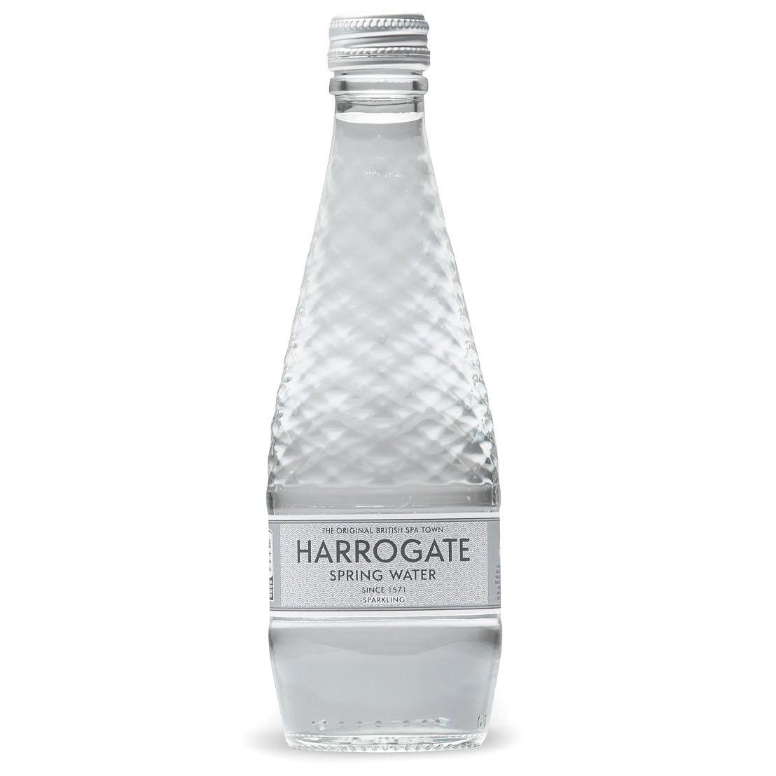 Вода Harrogate минеральная газированная 330 мл