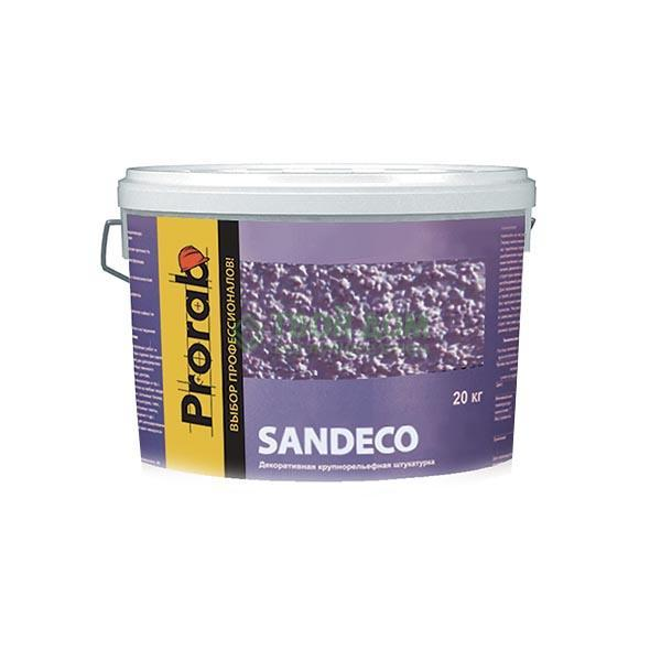Краска Prorab Sandeco SD001