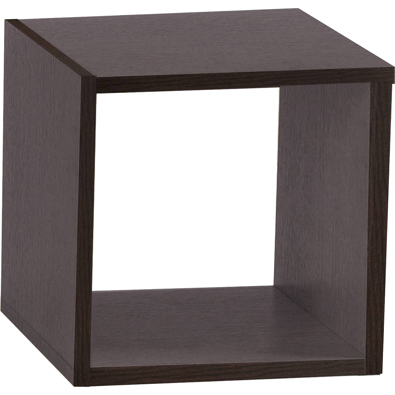 Полка Vental Кубик-1 венге