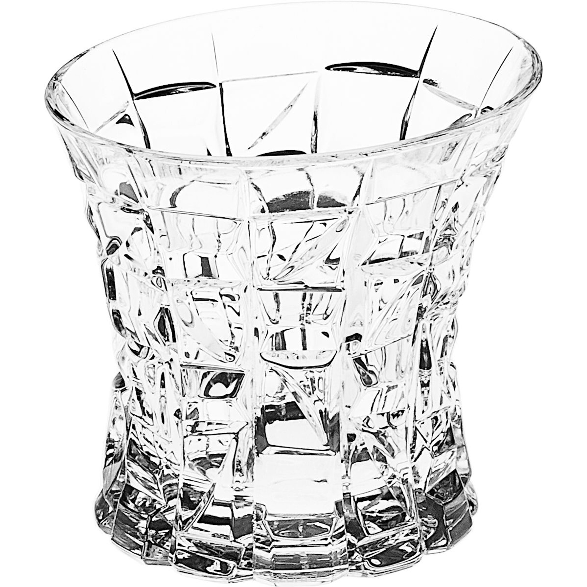 Набор стаканов Crystal Bohemia A.S. БПХ064 для виски, 6 штук по 200 мл