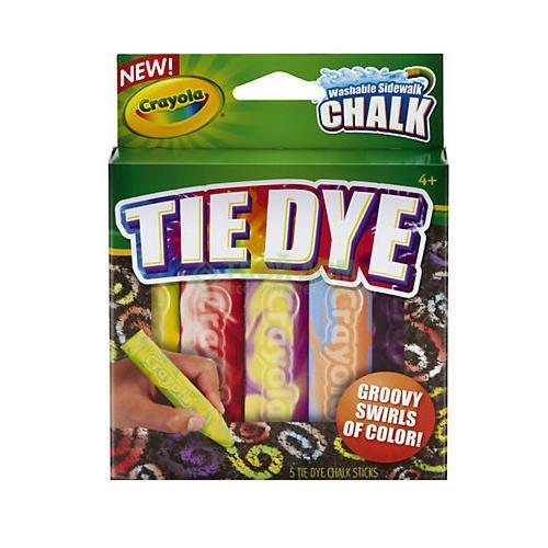 Купить Crayola Набор узорчатого мела для асфальта 5 цветов, Китай, унисекс, Наборы для рисования
