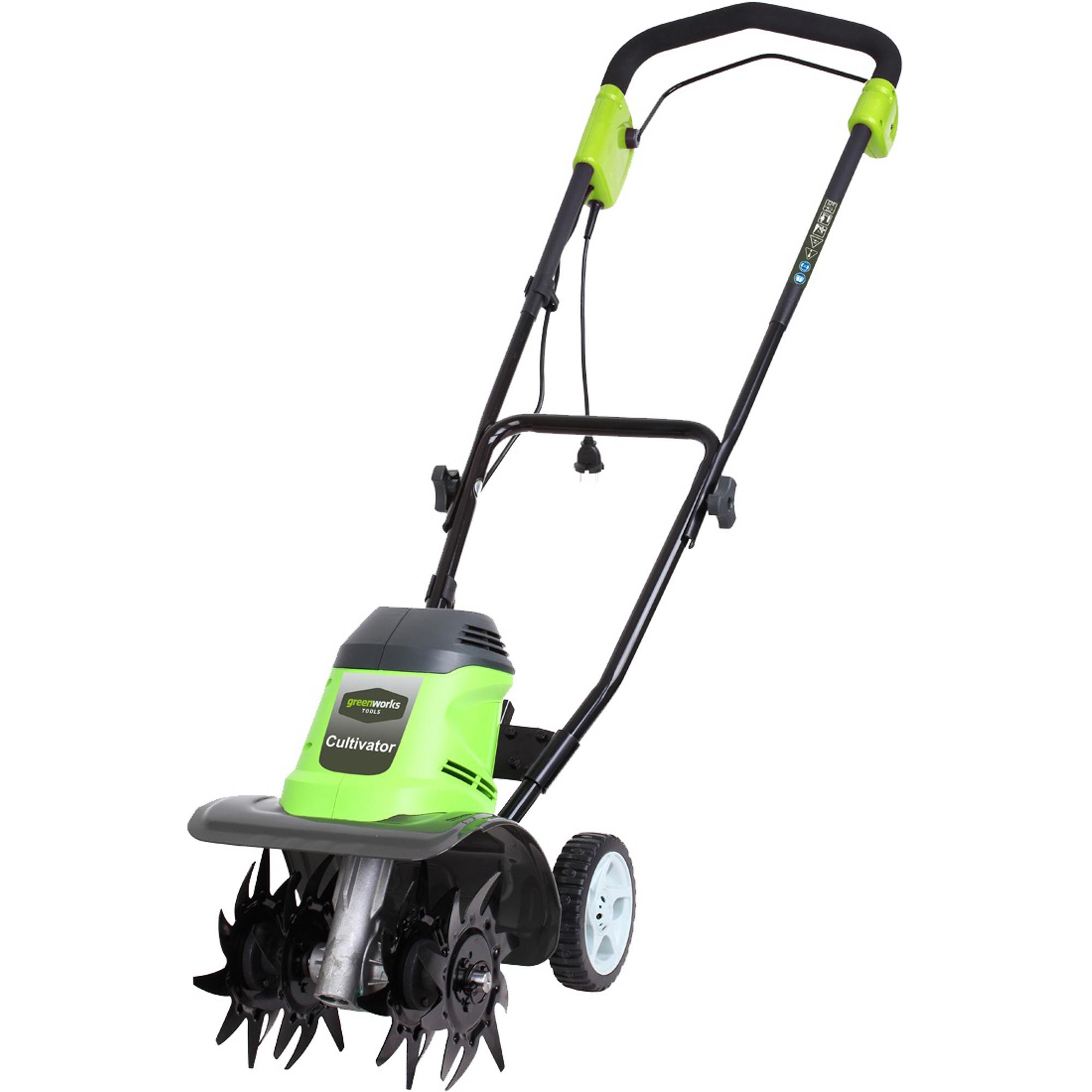 Культиватор GreenWorks GTL9526 27017