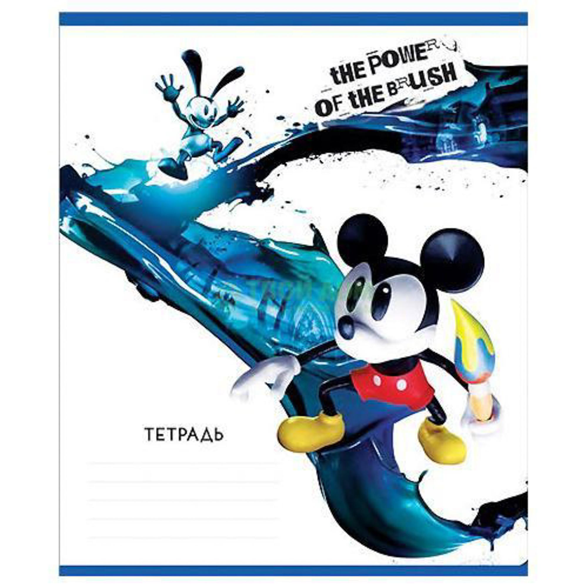 Тетрадь Полиграфика Mickey Epic 33670