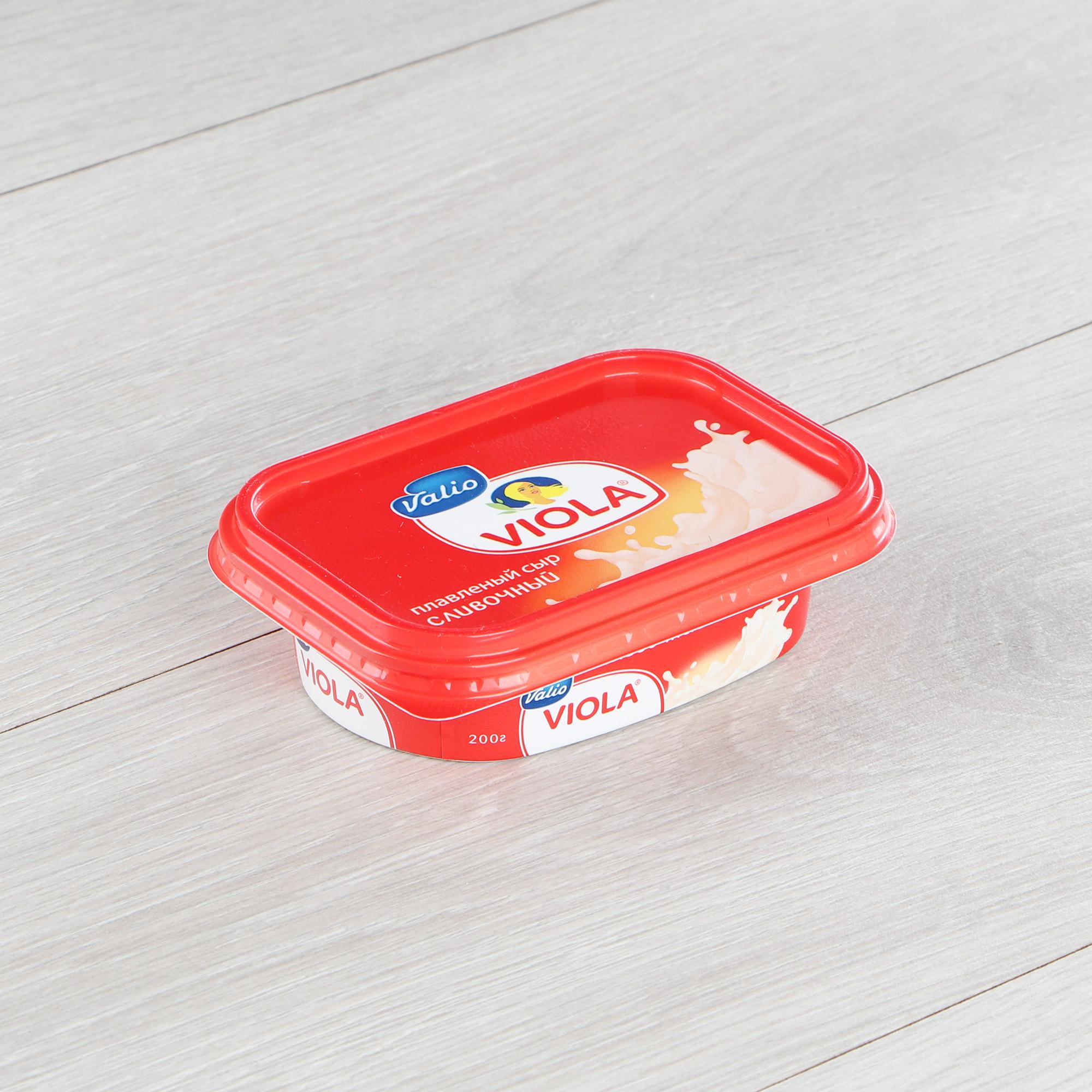 Сыр плавленый Viola Сливочный 60% 200 г недорого