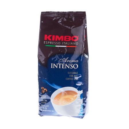 Кофе в зернах Kimbo Aroma Intenso 1 кг кофе в зернах kimbo aroma intenso 1 кг