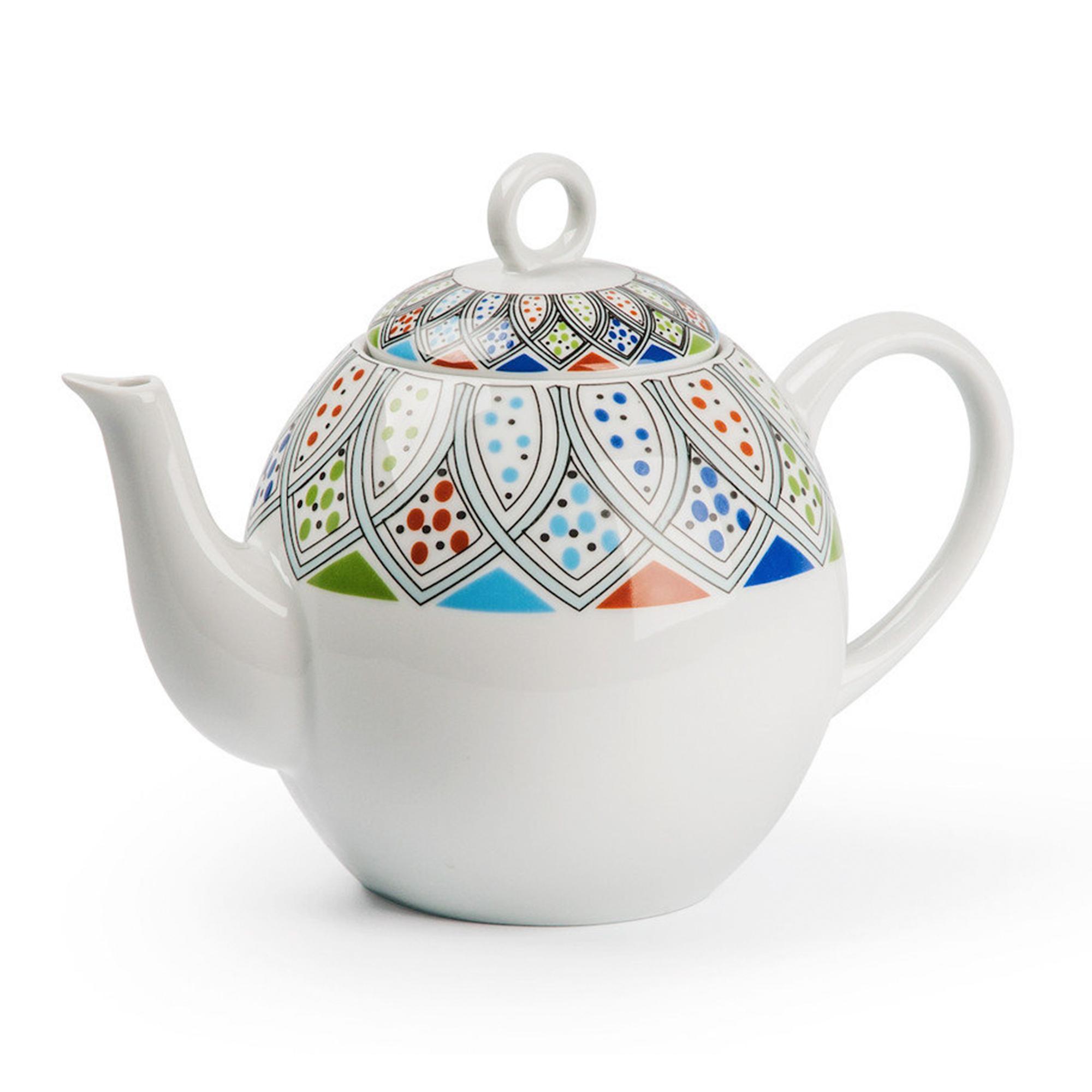 Фото - Чайник заварочный Rose de Sable Восточный Декор 1 л чайник заварочный 0 95л rose зеленый