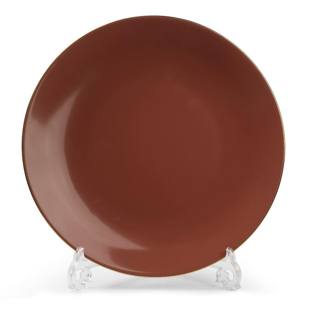 Набор тарелок La Rose des Sables Monalisa 27 см 6 шт сервиз столовый la rose des sables 6 персон 25 предметов princier platine