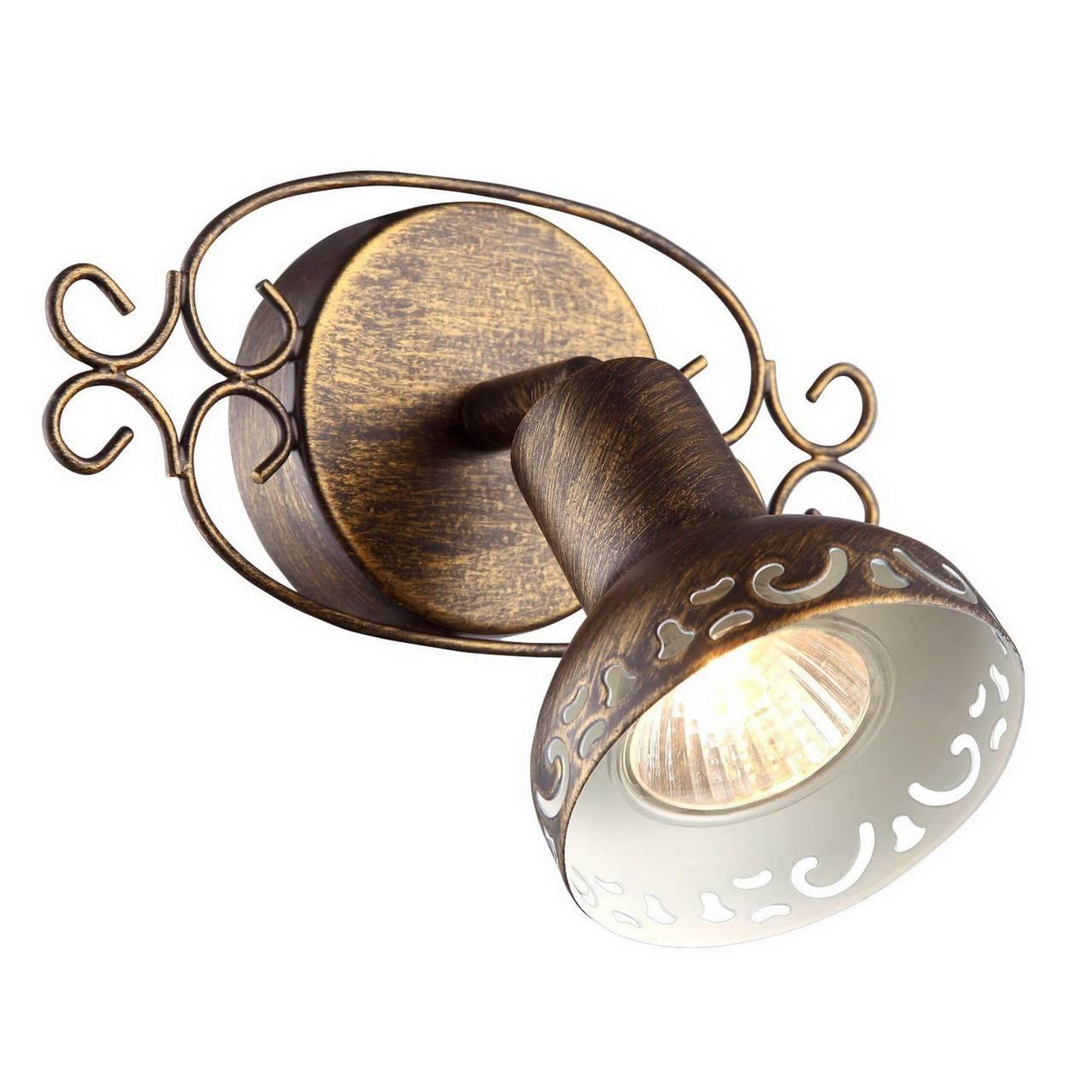 Спот Arte Lamp Focus A5219AP-1BR arte бра arte cone a9330ap 1br i xy063n