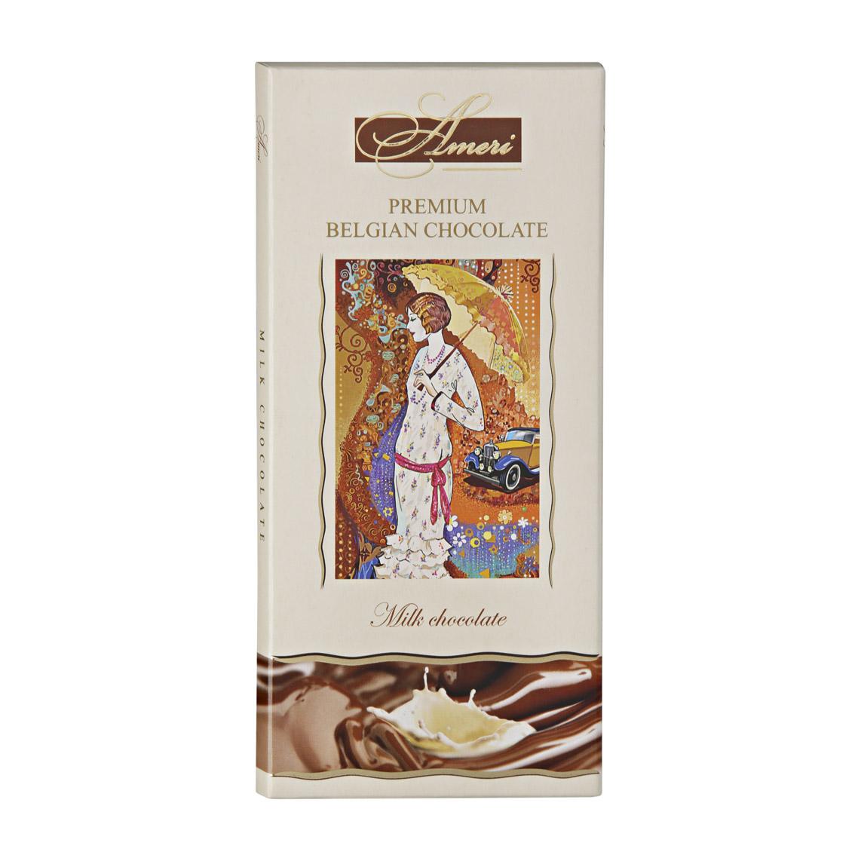 шоколад ameri горький 57% с лимоном и черным перцем 100 г Шоколад Ameri Молочный 100 г