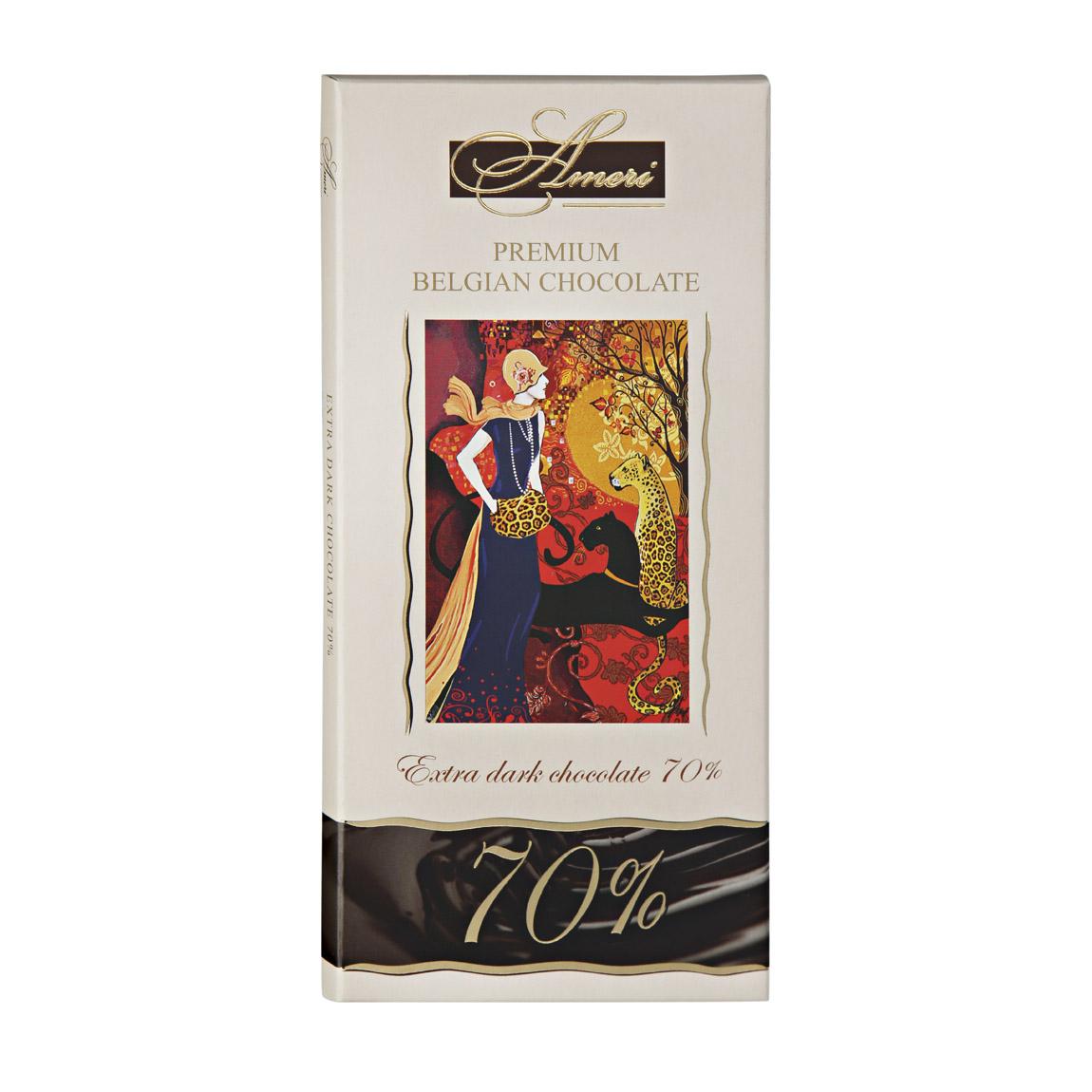 шоколад ameri горький 57% с лимоном и черным перцем 100 г Шоколад Ameri Экстра Горький 70% 100 г