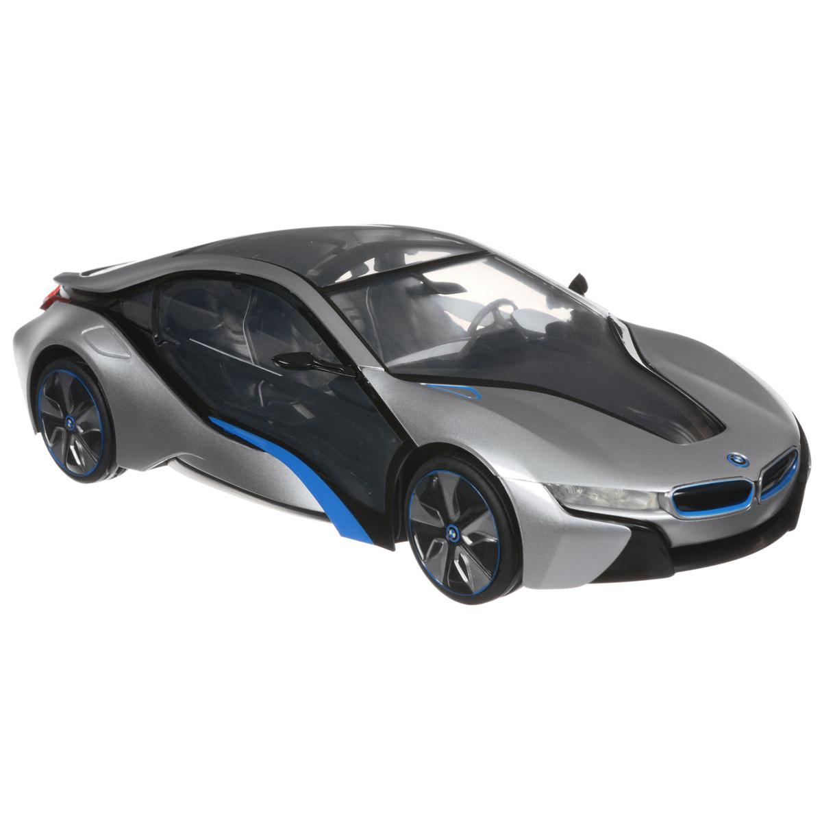Радиоуправляемая модель Rastar BMW I8 1:14