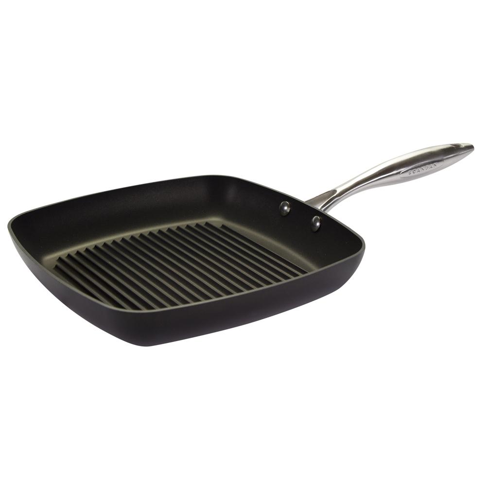 Сковорода-гриль Scanpan Professional 27х27 см сковорода гриль scanpan pro iq 27 см