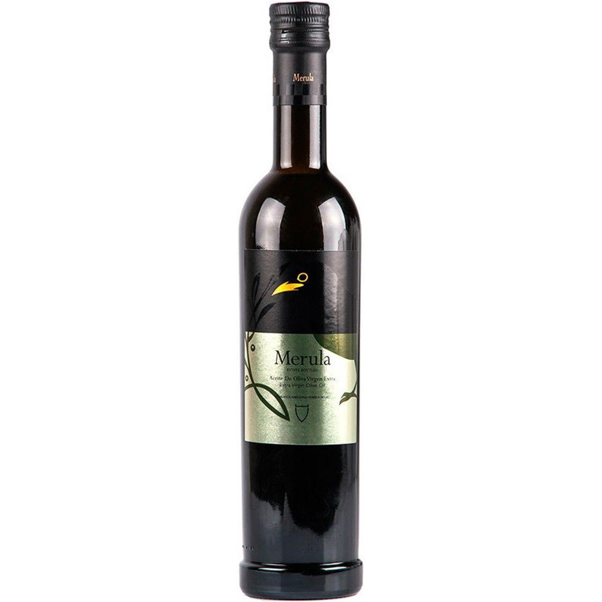 Масло оливковое Marques de Valdueza Merula 500 мл недорого