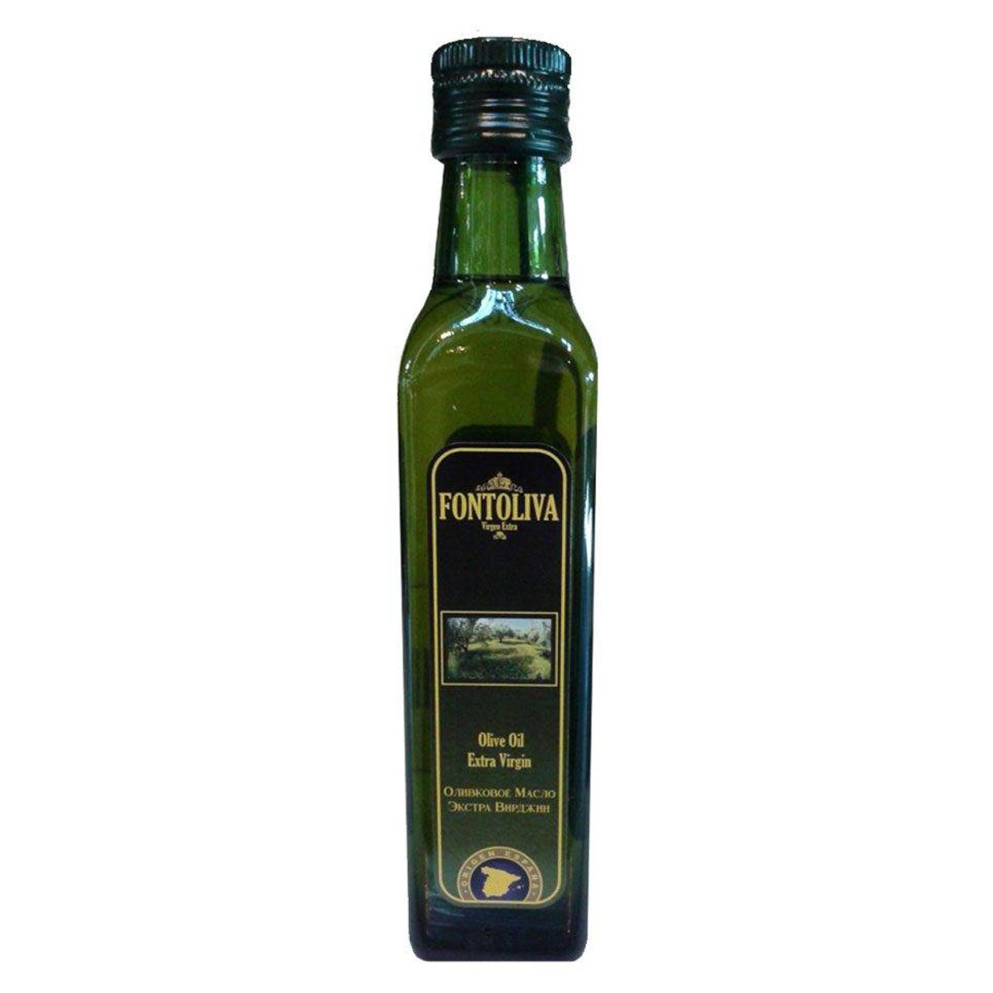 Масло оливковое Olivari Fontoliva Extra Virgin 250 мл korvel оливковое масло extra virgin греция данае 250 мл