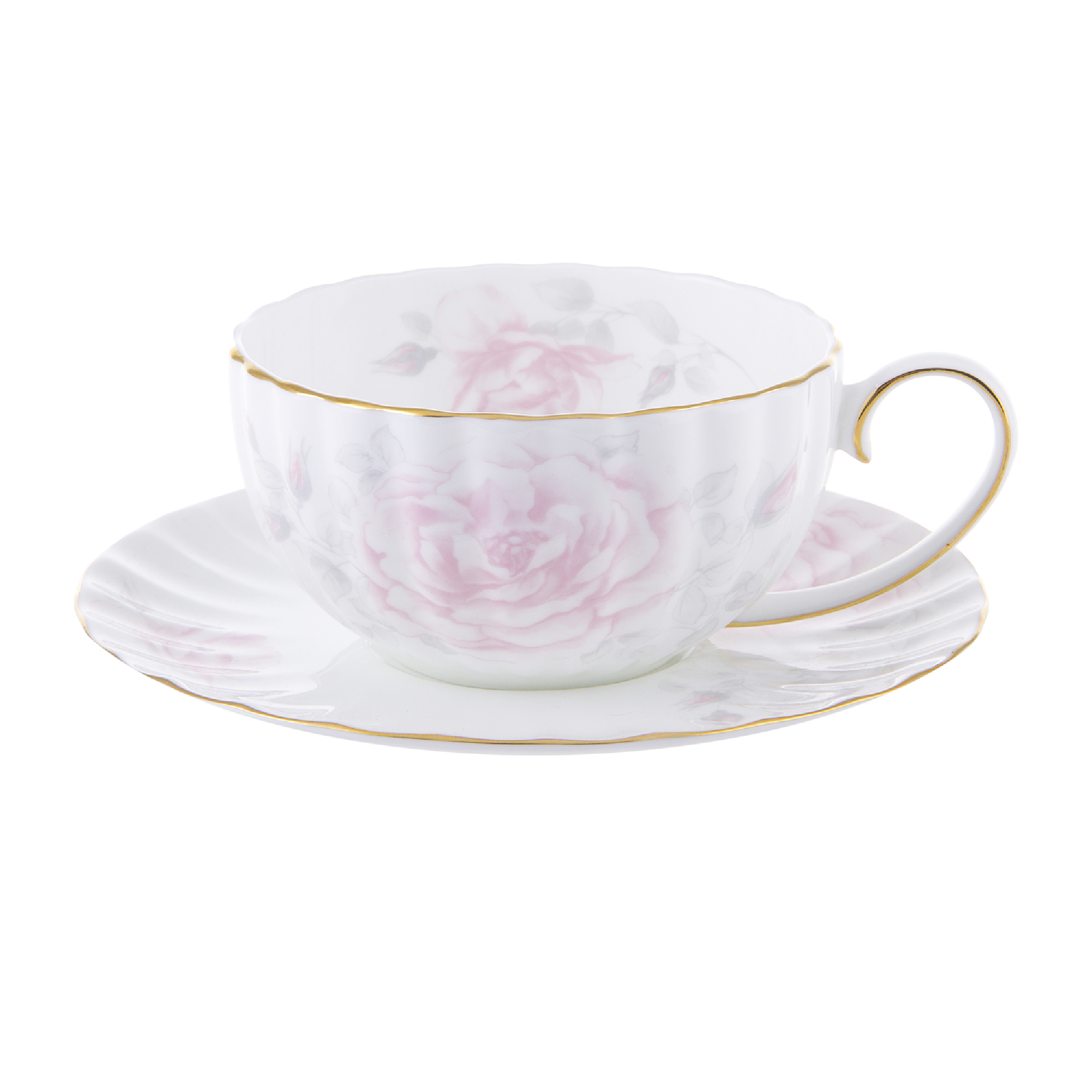Пара чайная 370 мл шиповник з,л, Hatori чайная пара старая в з