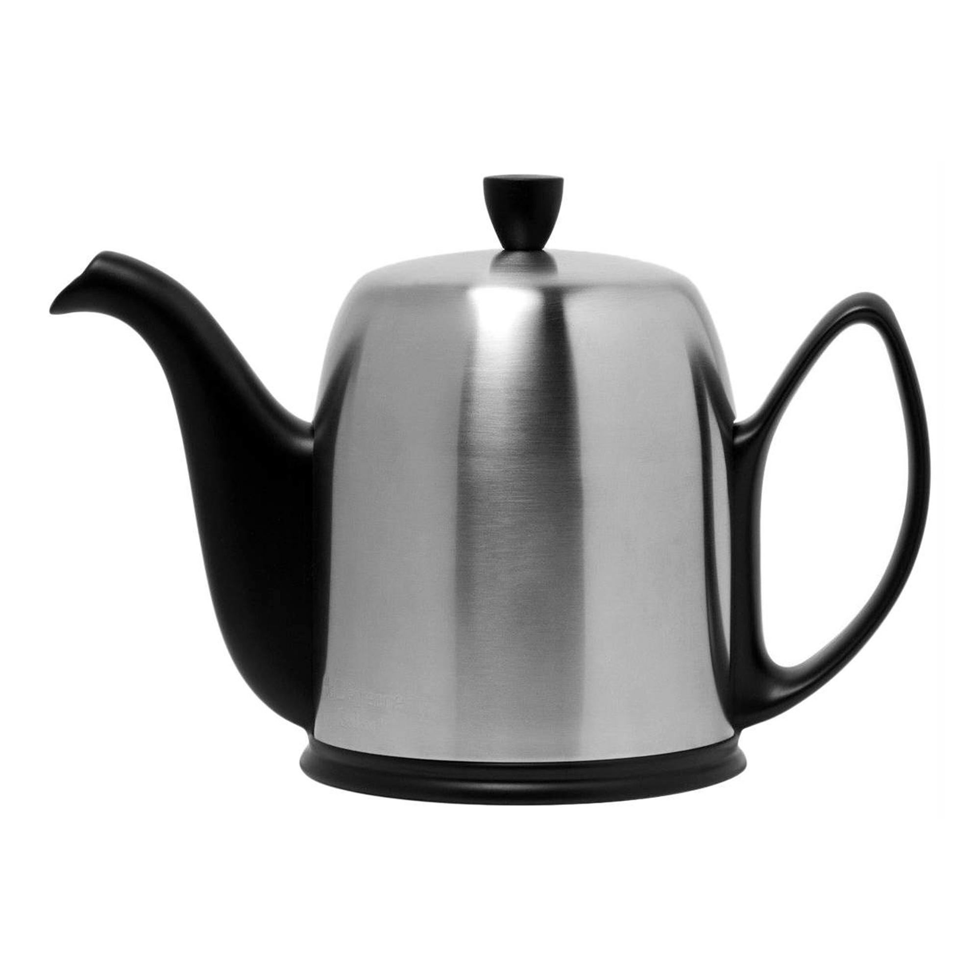 Чайник заварочный Guy Degrenne Mat Black на 4 чашки 0,7 л недорого