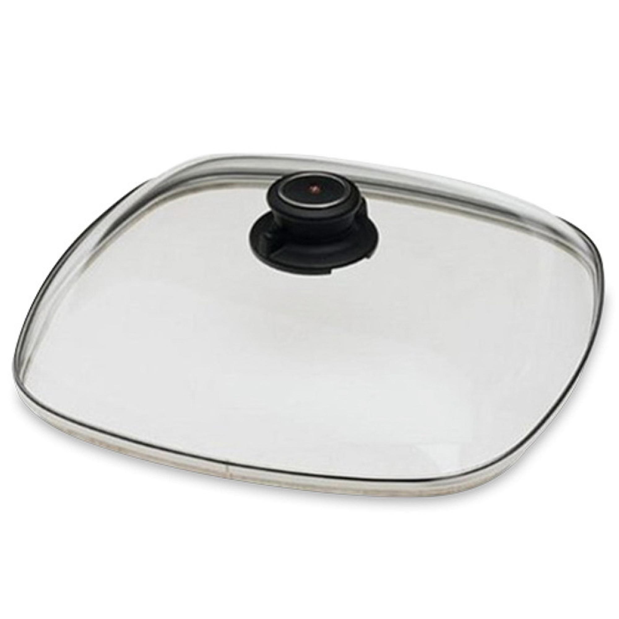 Крышка стеклянная Amt квадратная 26x26 см