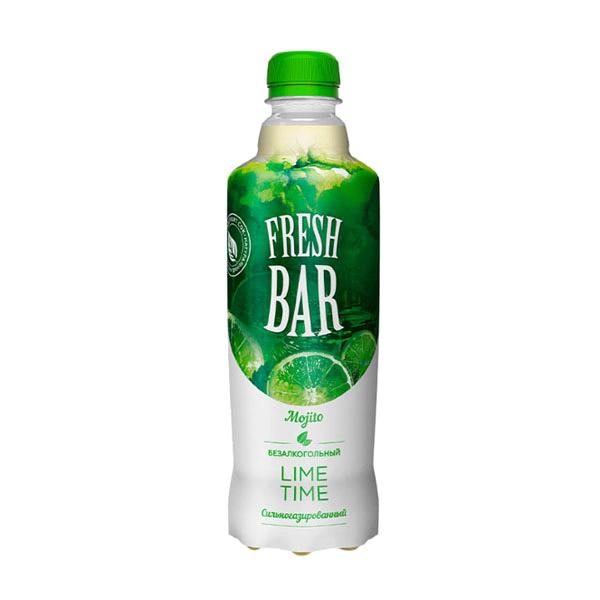 Напиток газированный Fresh Bar Mojito 0,48 л