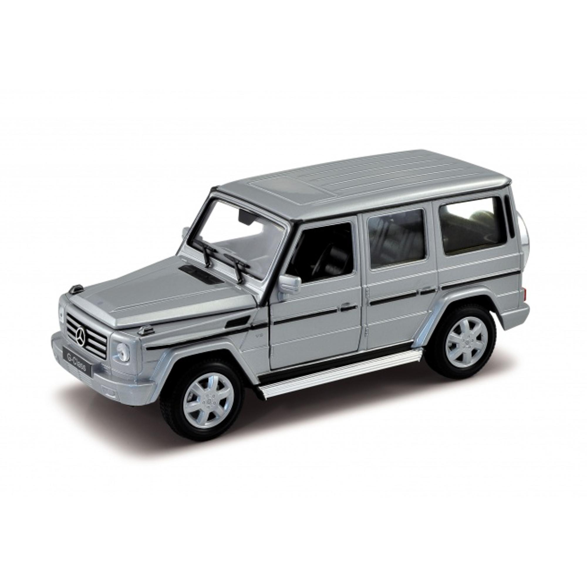 Игрушка модель машины 1:32 Mercedes-Benz G-CLASS.