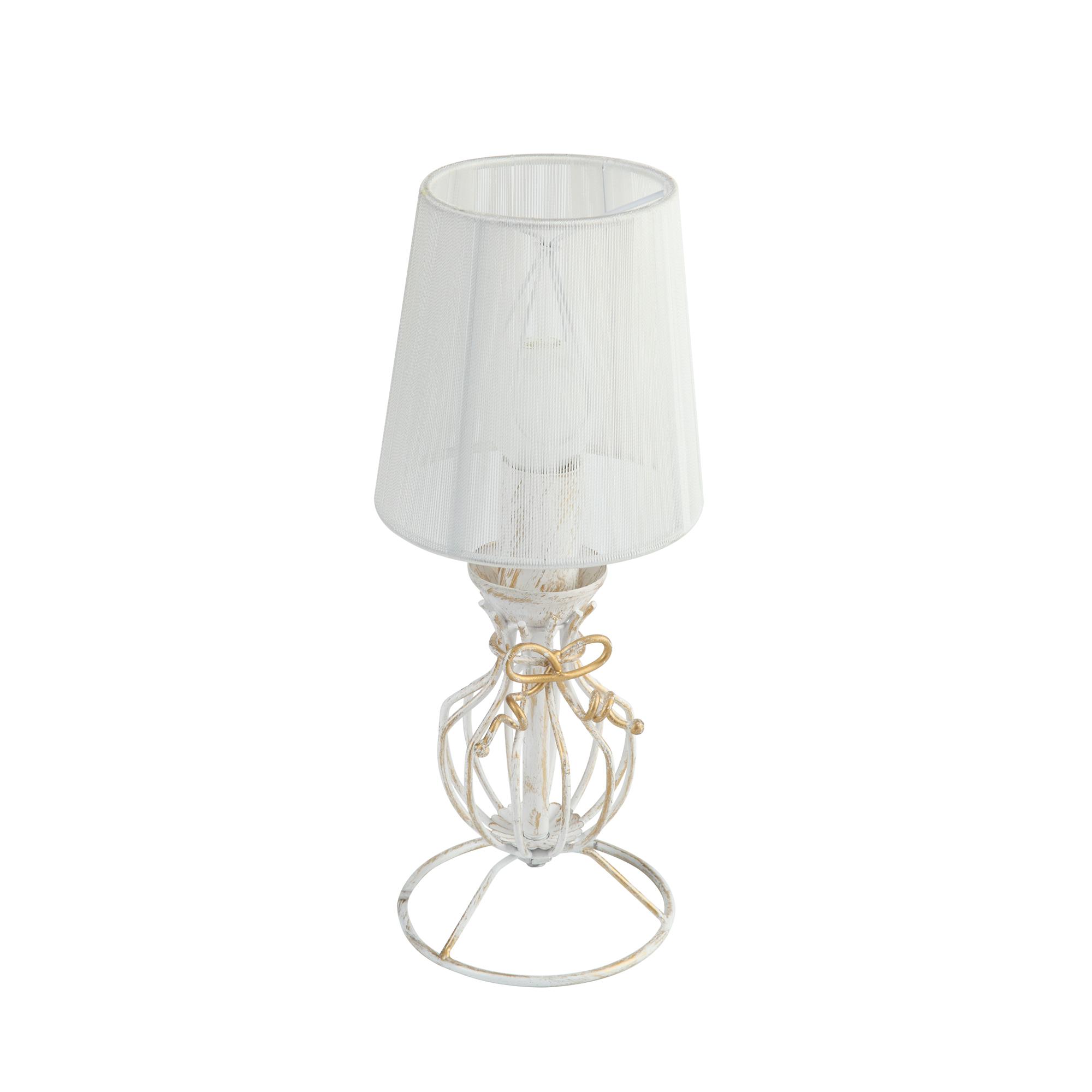 Настольный светильник V1555/1l. 1xE14 60вт