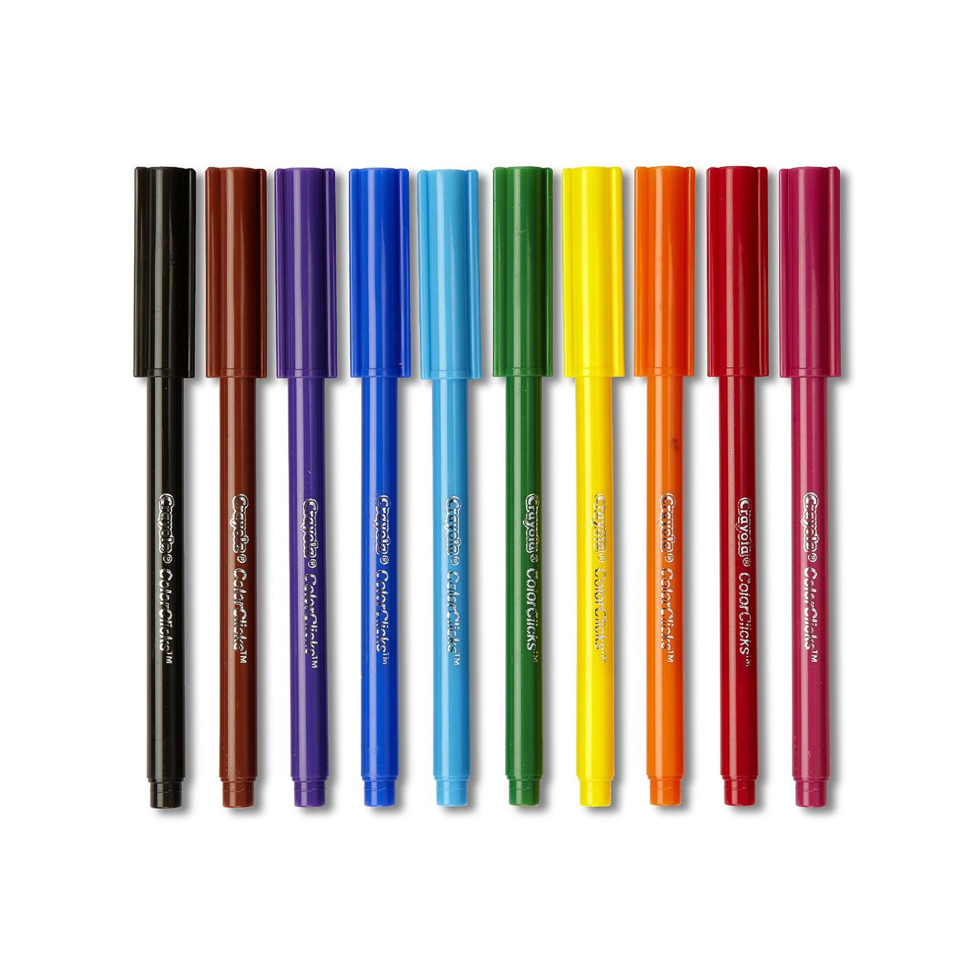 Купить Фломастеры Crayola, Малайзия, Наборы для рисования