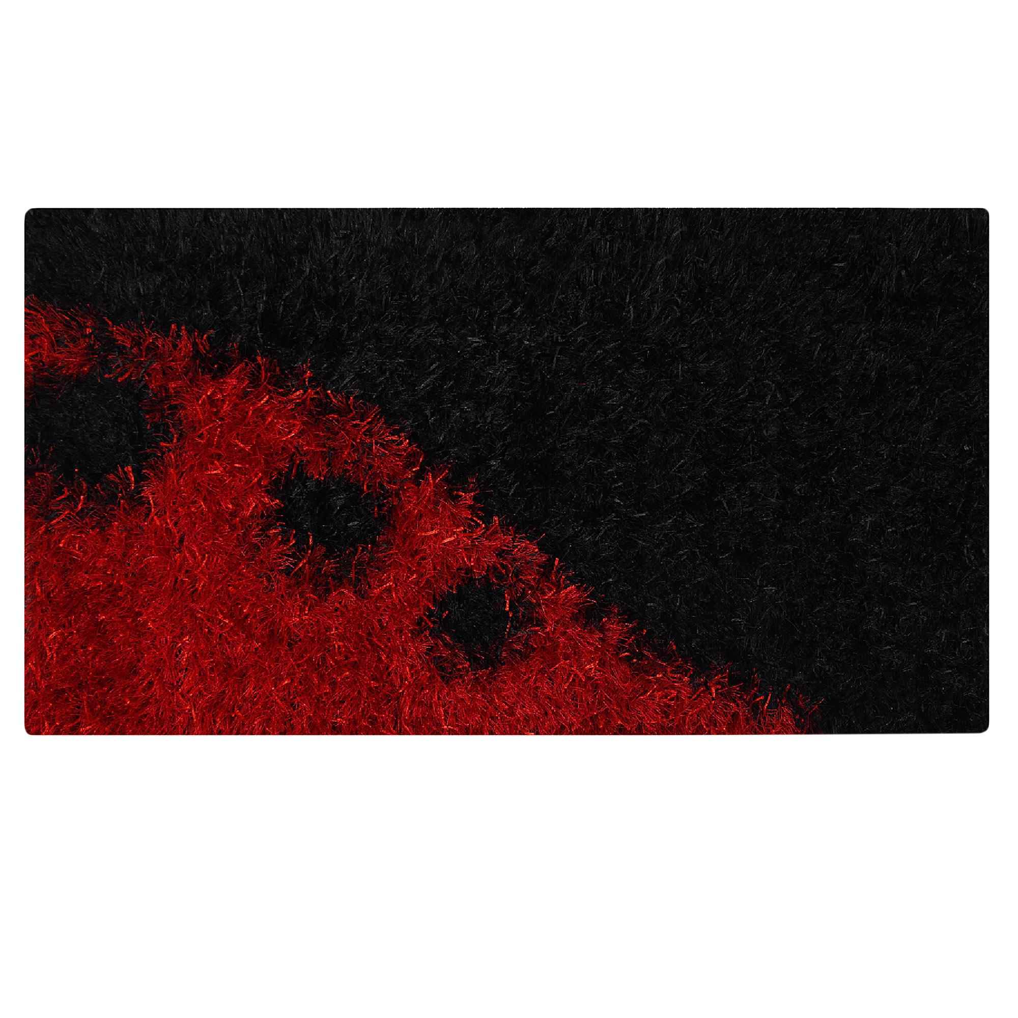 Фото - Ковёр Ковровые Галереи Шагги 110х57 см ковёр 0 6х1 1 majestic hg8644anthracitea ковровые галереи