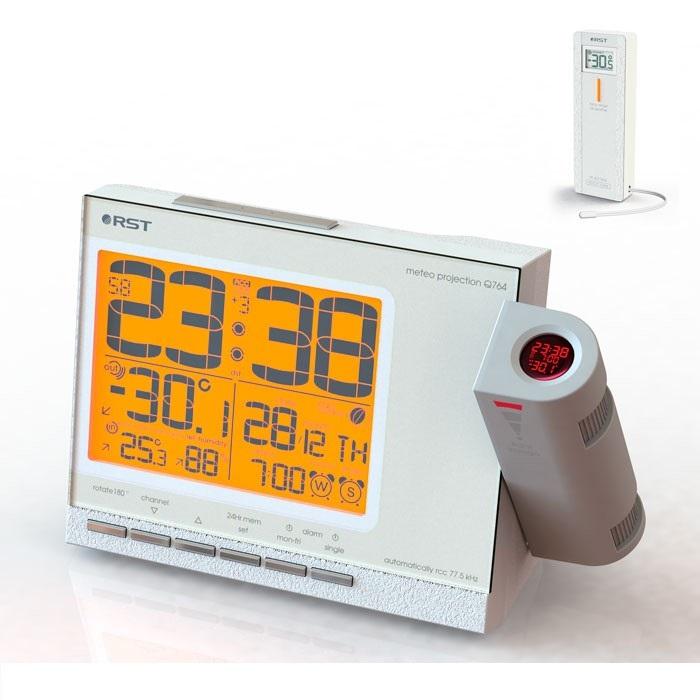 Часы проекционные Rst