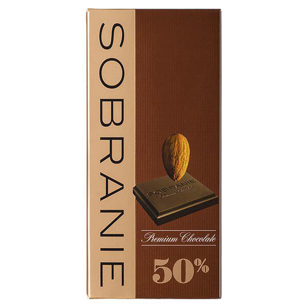 шоколад sobranie горький с апельсином и орехами 72% какао 90 г Шоколад Sobranie Темный с орехами 50% 90 г