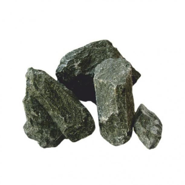 Камень для бани и сауны Огненный Камень Дунит 20 кг недорого