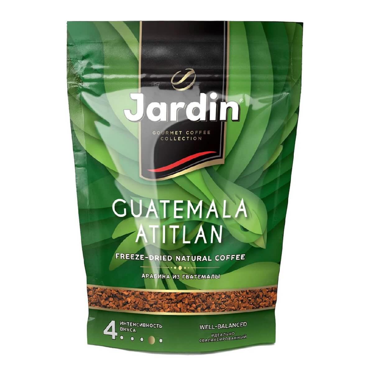 Кофе растворимый Jardin Guatemala Atitlan 150 г