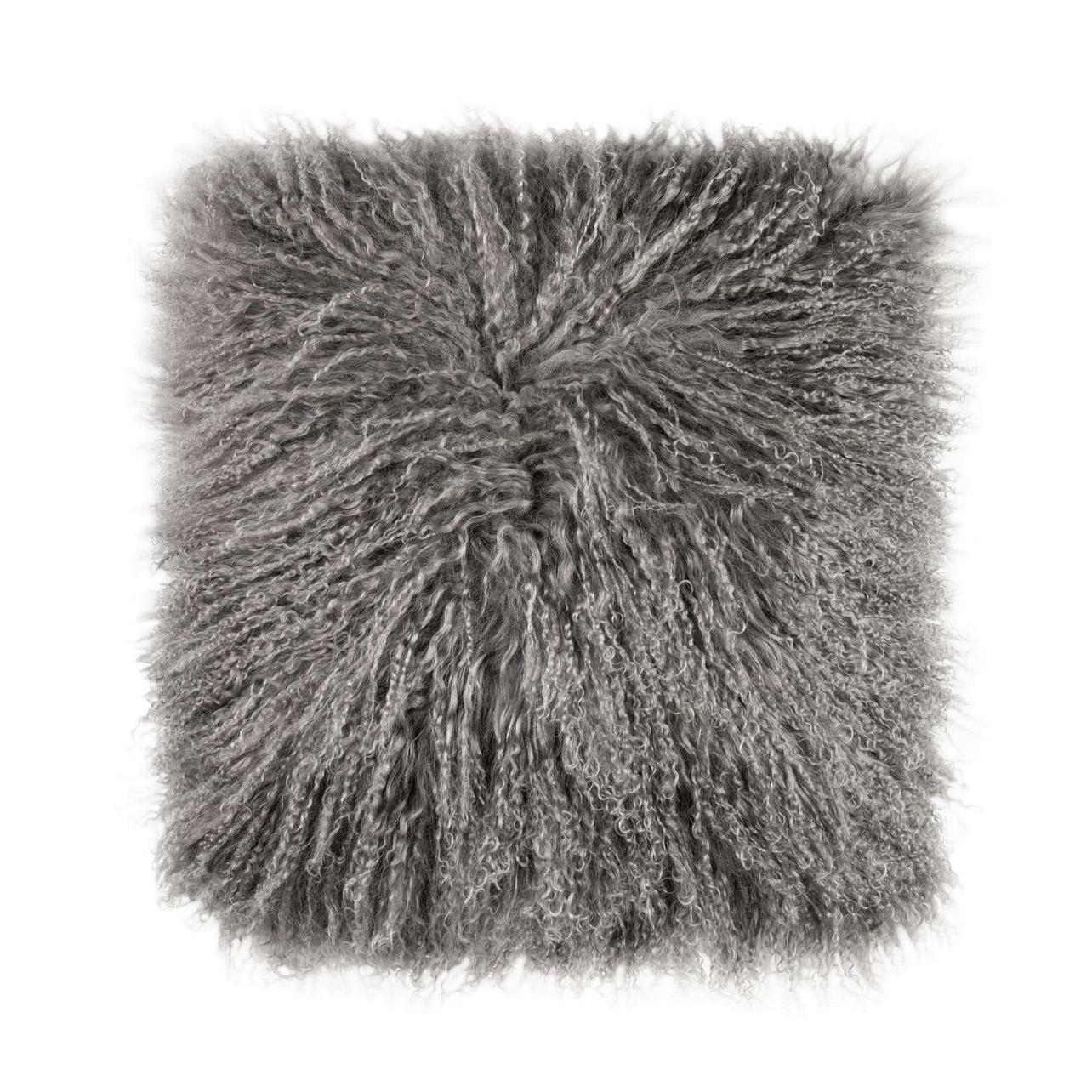 Подушка декоративная Нордик меховая Togas
