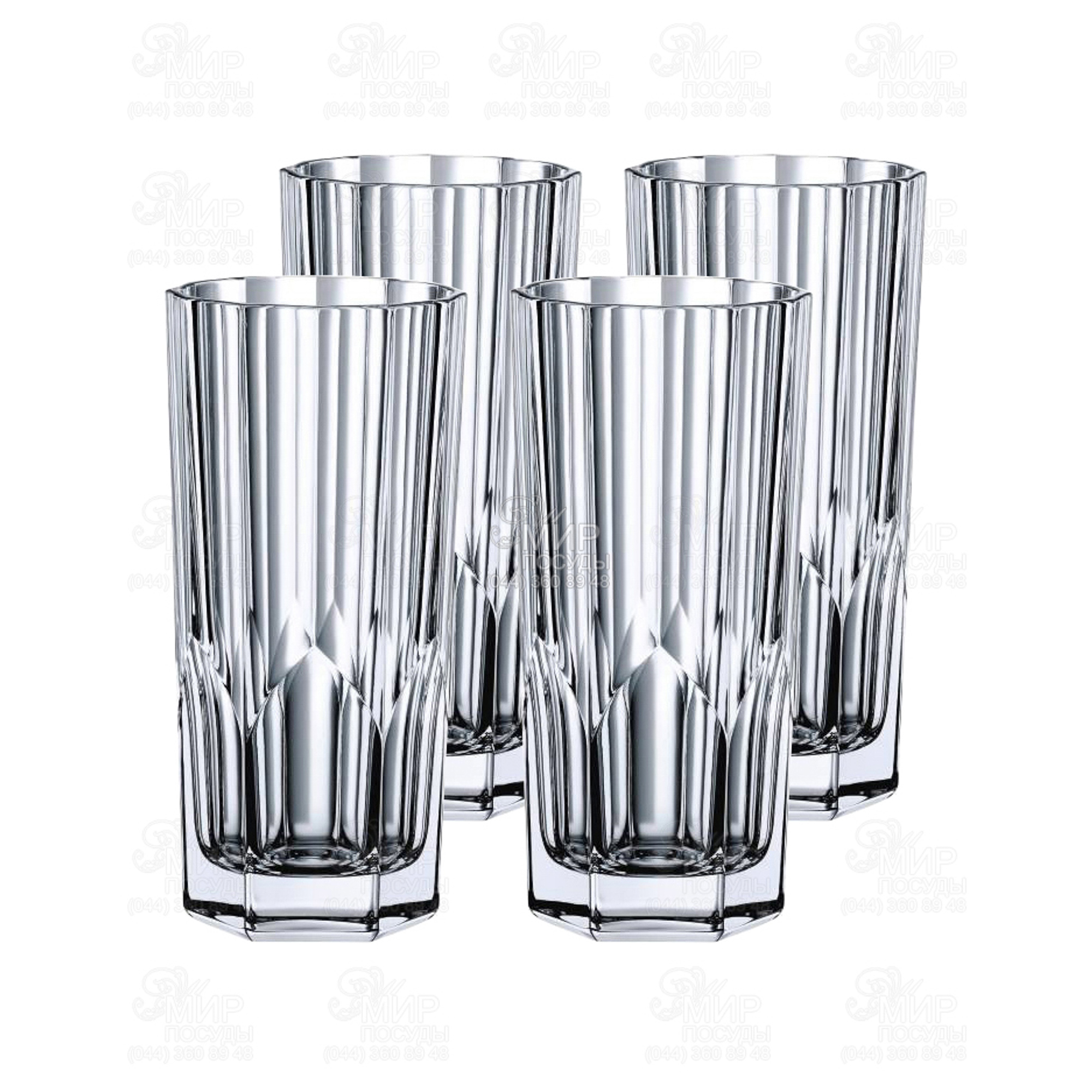 Набор стаканов 4 шт 309 мл хрусталь Nachtmann (92127)