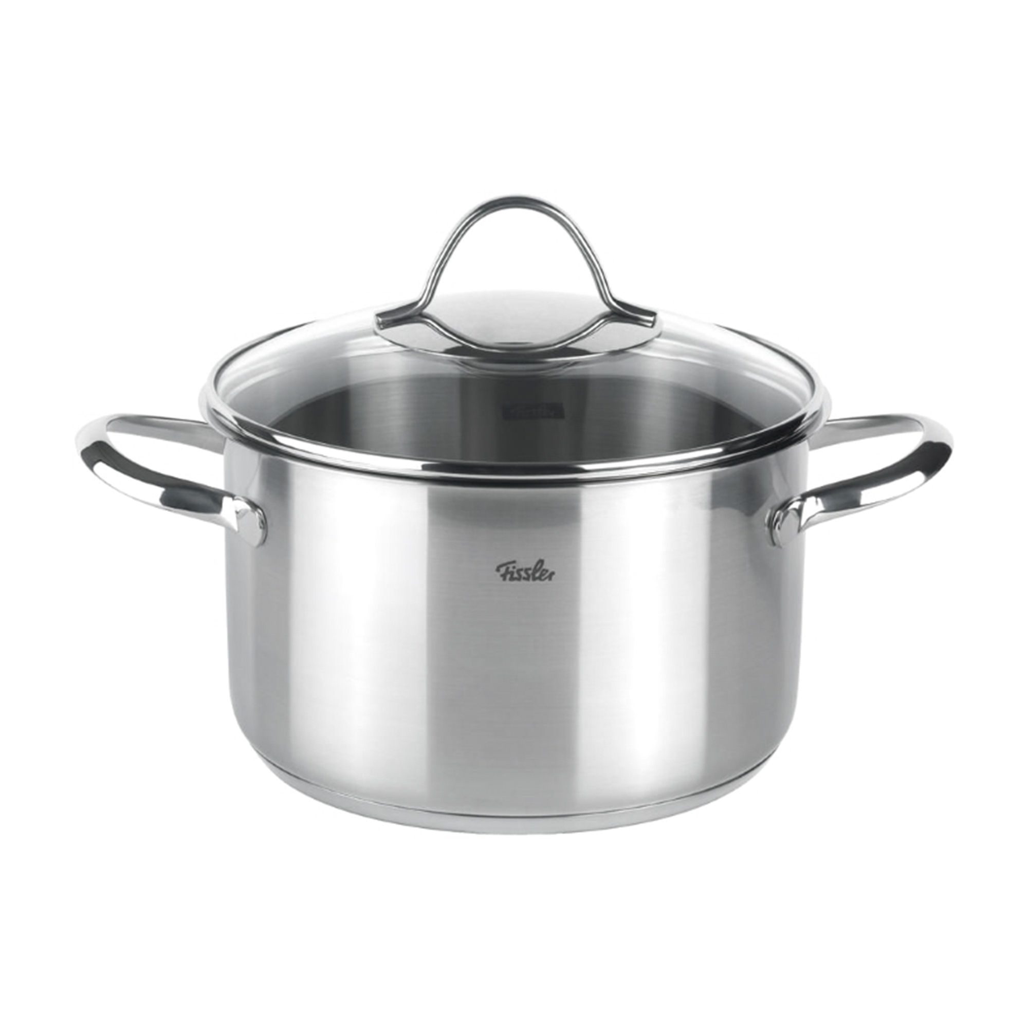 Купить Кастрюля Fissler Paris 16 см 2, 1 л, Серебристый