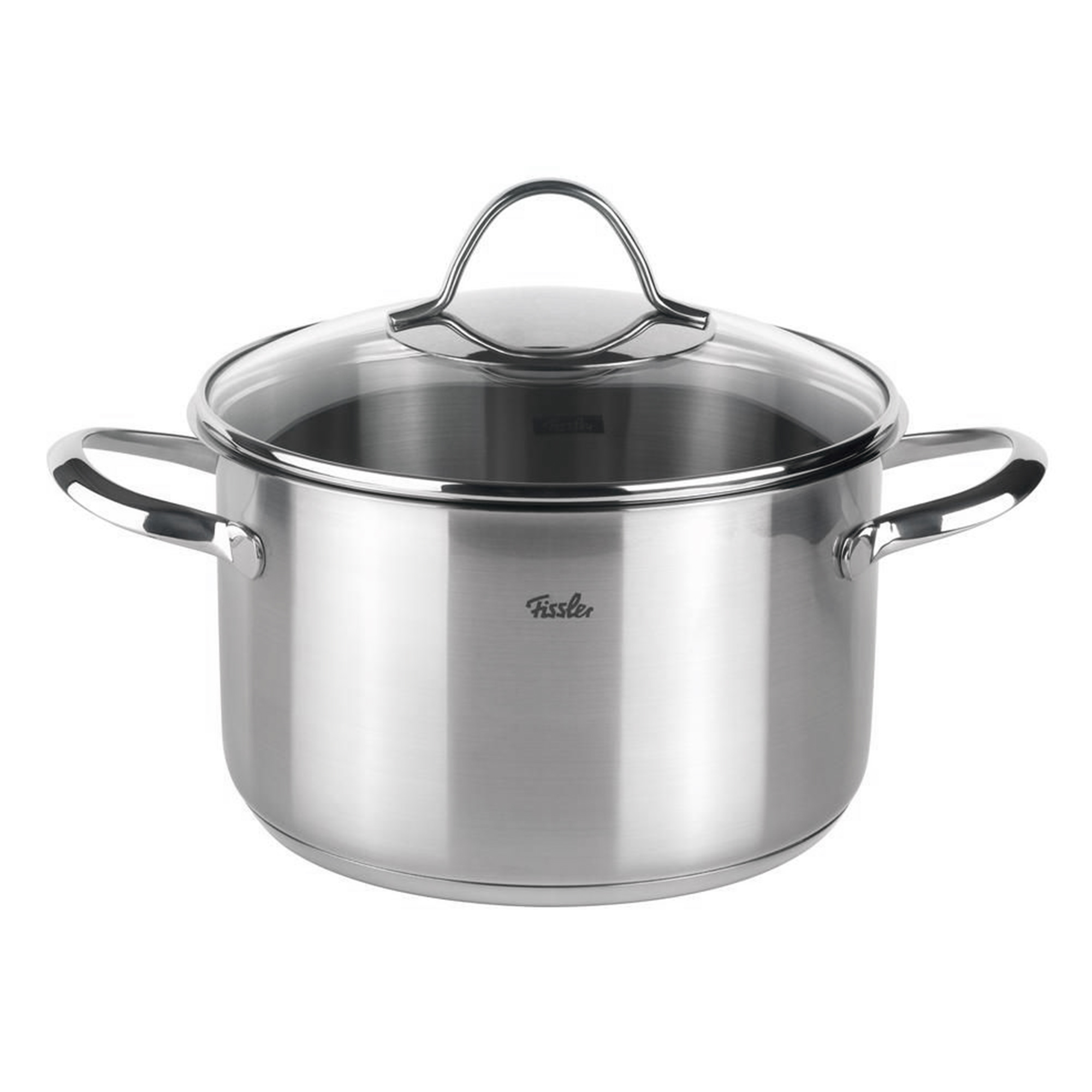 Купить Кастрюля Fissler Paris 20 см 3, 6 л, Серебристый