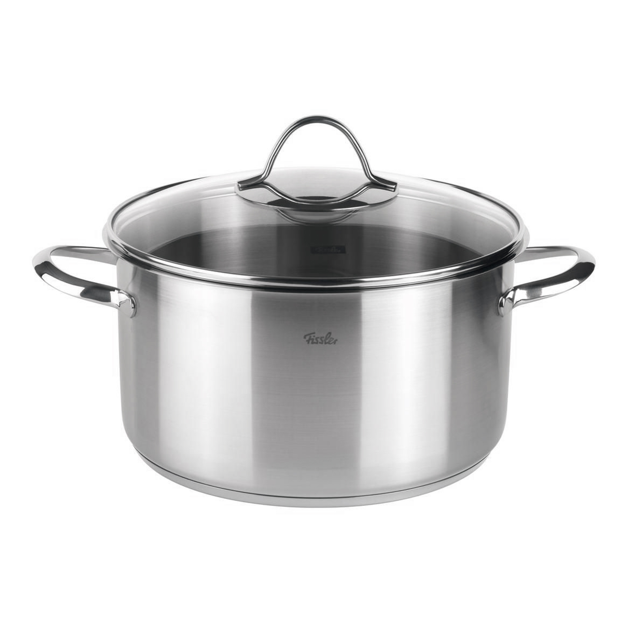 Купить Кастрюля Fissler Paris 24 см 5, 7 л, Серебристый