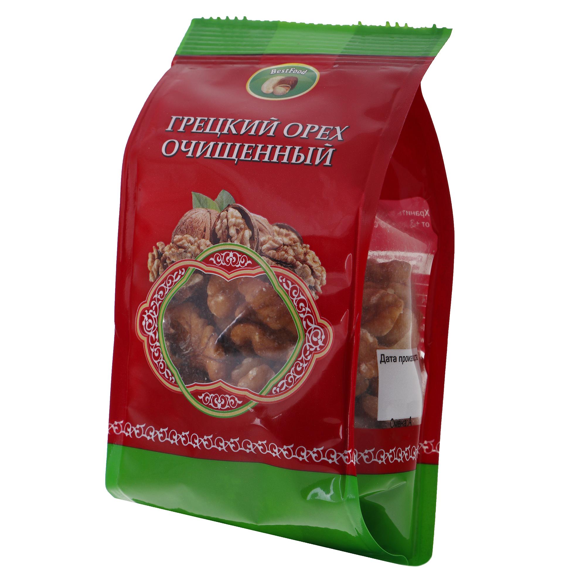 Орех грецкий Bestfood очищенный 100 г грецкий орех просто азбука натуральный 150 г
