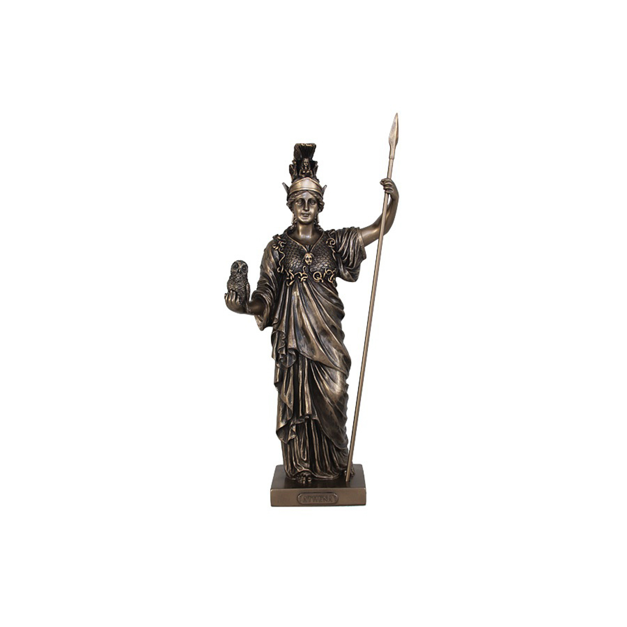 Статуэтка афина-греческая богиня Veronese