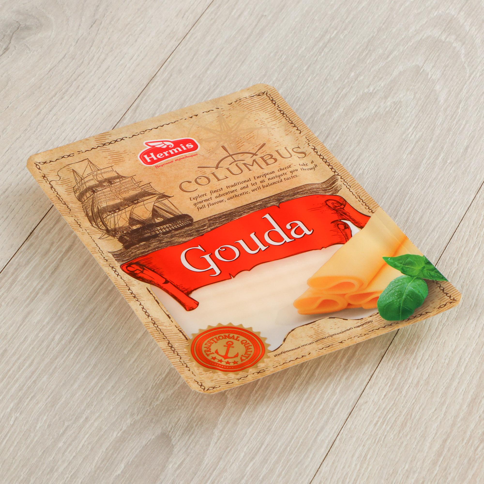 Сыр Columbus Гауда 45% 150 г