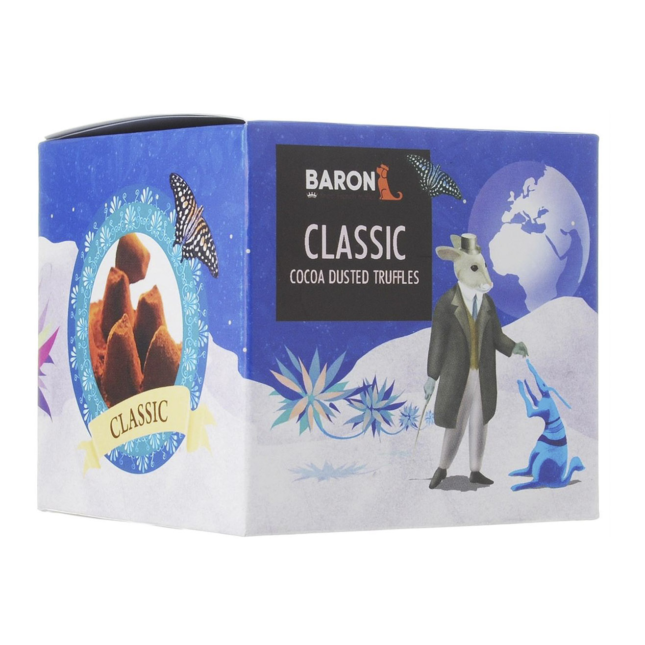 ремень baron baron mp002xm23u6n Французские трюфели Baron классические 150 г