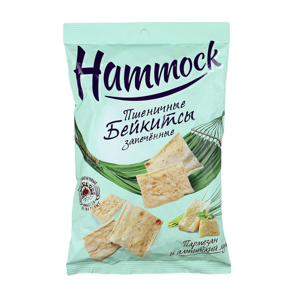 Бейкитсы Hammock пармезан и альпийский лук 140 г