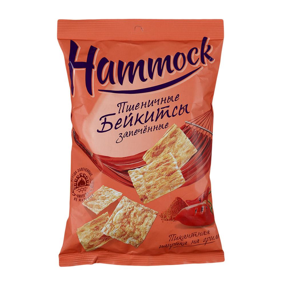 Бейкитсы Hammock пикантная паприка на гриле 140 г