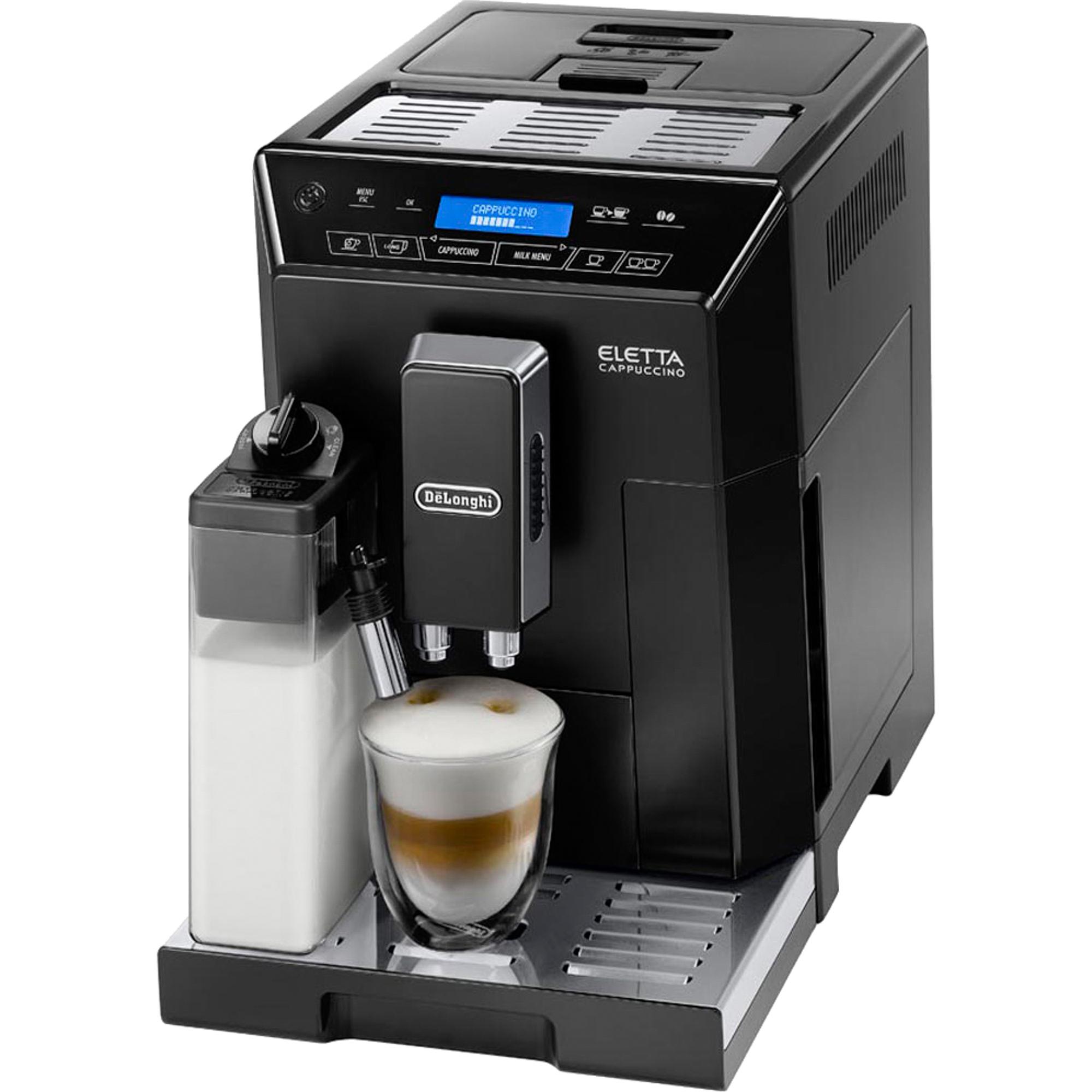 Кофемашина Delonghi Eletta ECAM 44.664.B кофемашина delonghi ecam23 120 b 1450вт черный