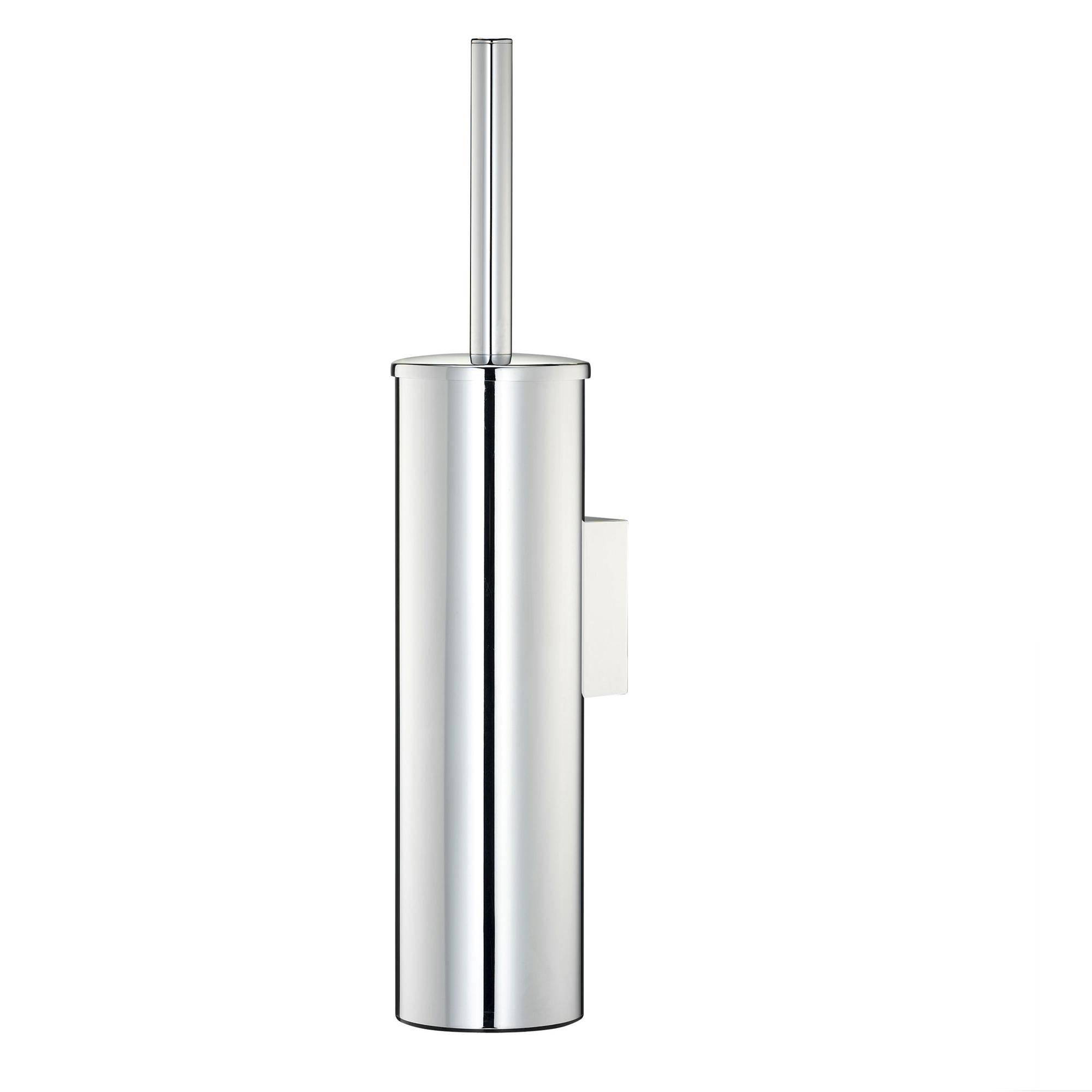 Щетка для унитаза подвесная, K-1087, металл, хром WasserKraft недорого