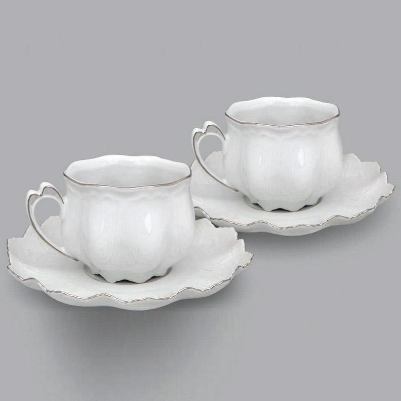 Набор чайных пар Leander 2 шт 200 мл.