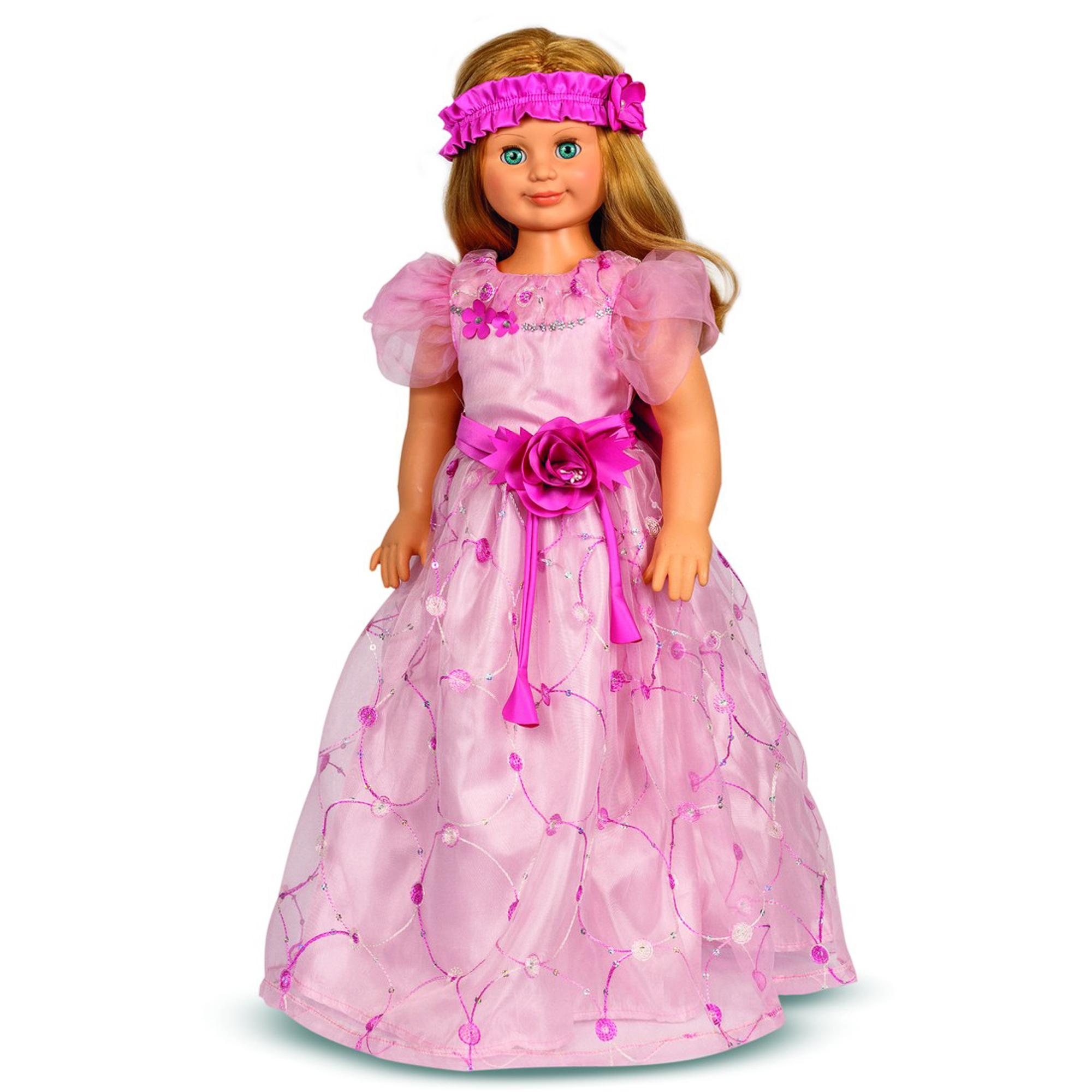 Кукла Милана 7. Со звуковым устройством Весна фото