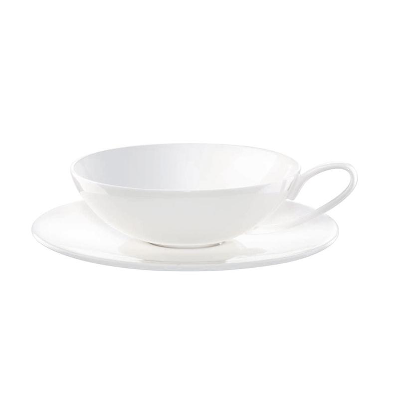 Фото - Чашка с блюдцем 170мл Asa selection a table чашка с блюдцем 210мл серый asa selection