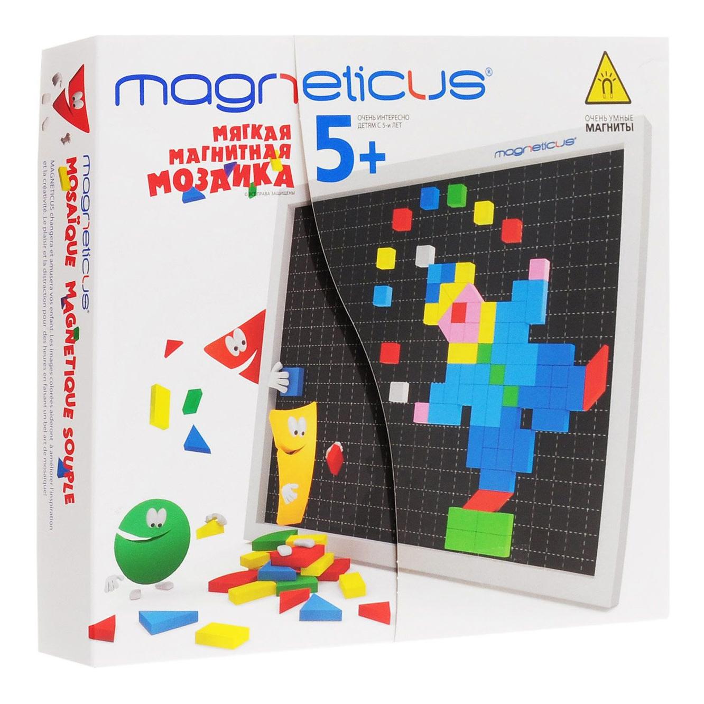 Мозаика Magneticus 220 элементов 7 цветов