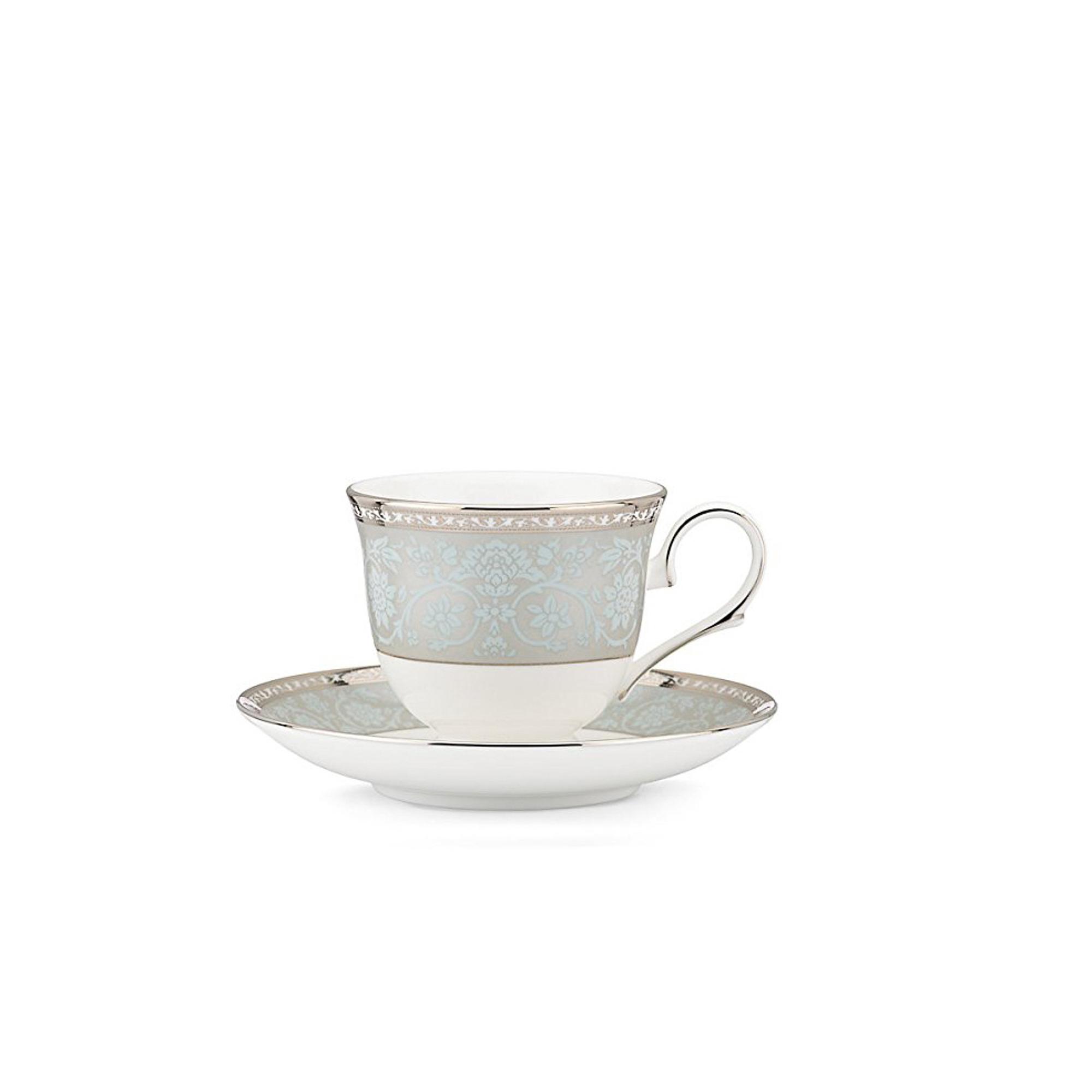 Чашка чайная Lenox Вестмор с блюдцем 180 мл