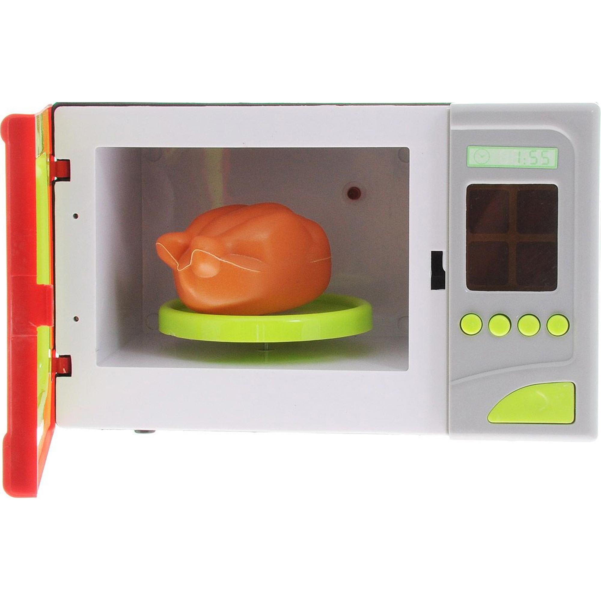 Игровой набор ABtoys Помогаю маме Микроволновая печь фото