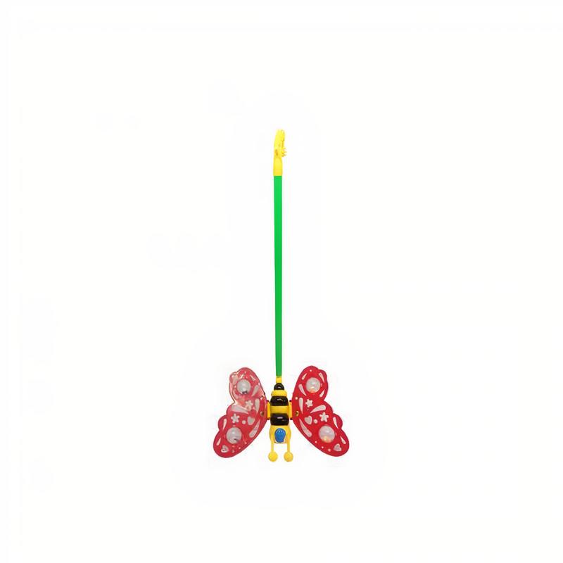 Каталка Junfa Toys Пчелка 27х18х56 см